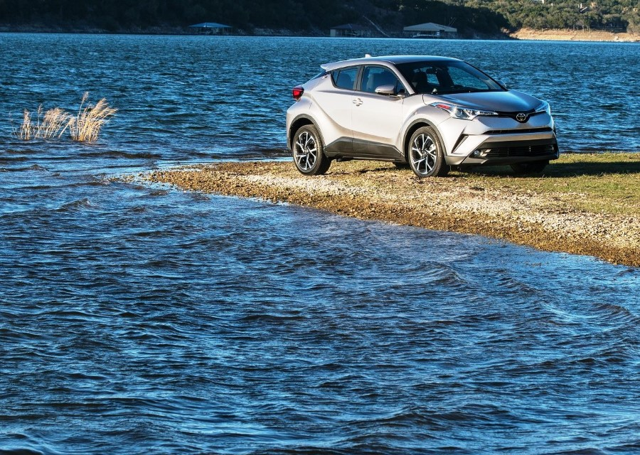 2020 Toyota C-HR Hybrid AWD Trims