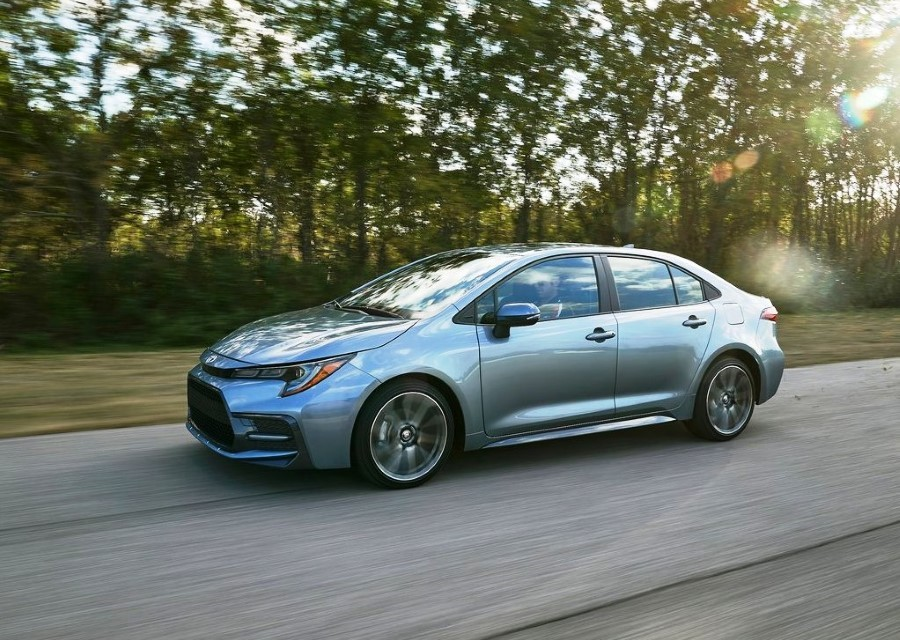2020 Toyota Corolla Sedan Review - Comfy & Economical