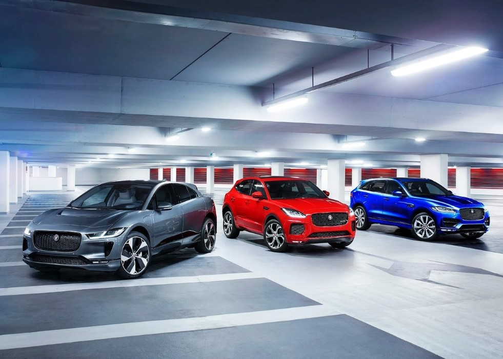 2019 Jaguar i-Pace Colors Options