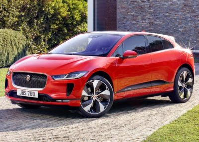 2019 Jaguar i-Pace Review; 400 Horsepower Electric SUV