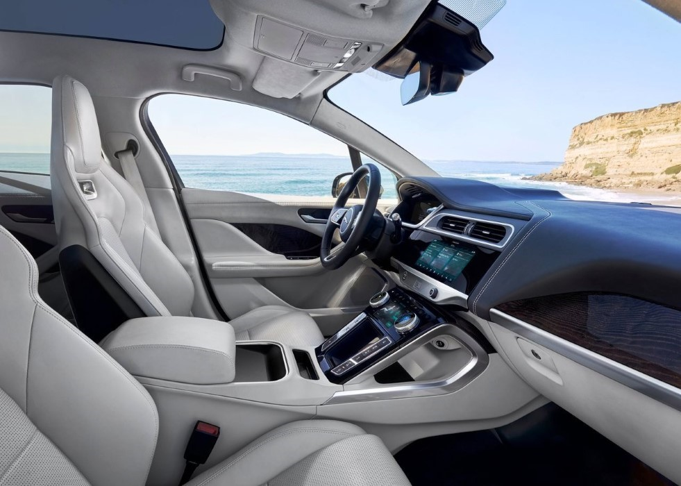 2019 Jaguar i-Pace Interior Features