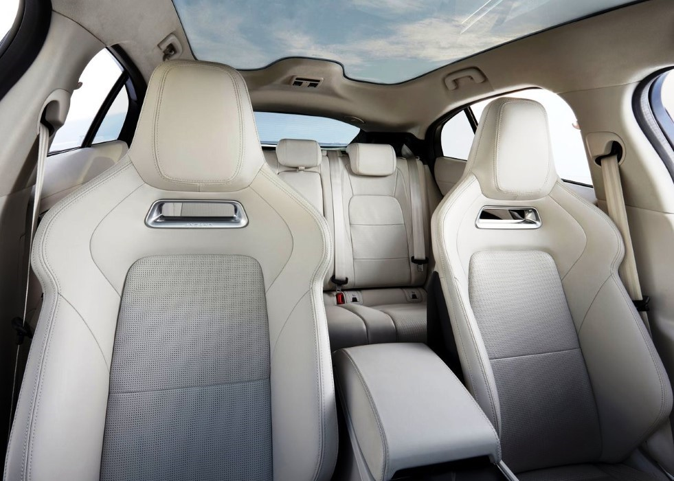 2019 Jaguar i-Pace Seating Capacity