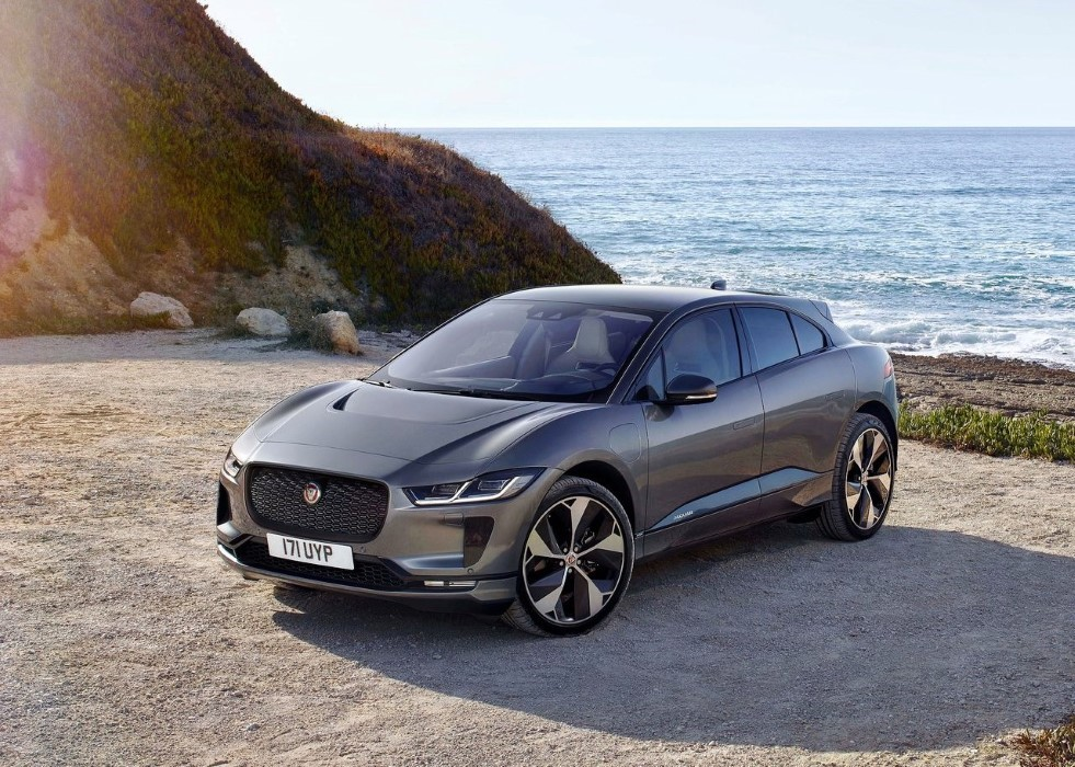 2019 Jaguar i-Pace Specifications