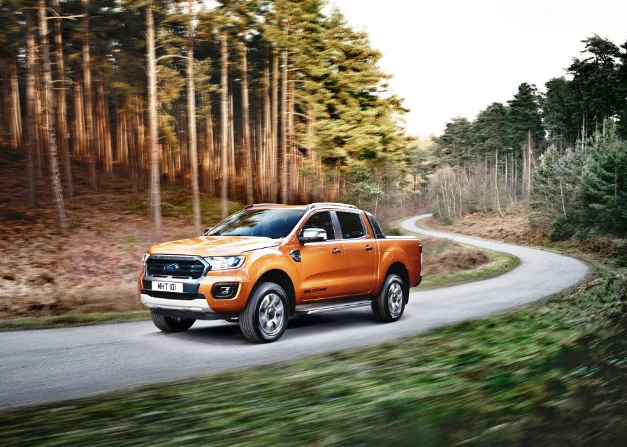 2020 Ford Ranger Price & Lease Deals