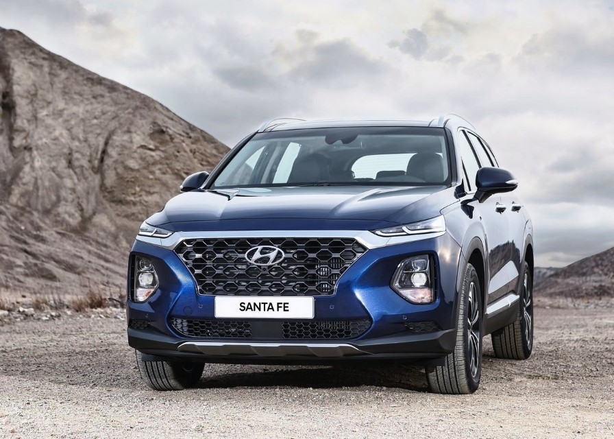 2020 Hyundai Santa Fe Price in USA