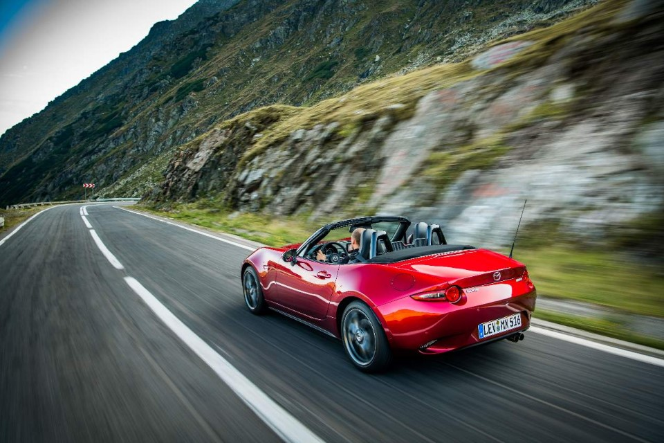 Mazda MX-5 30th Anniversary For Sale in USA
