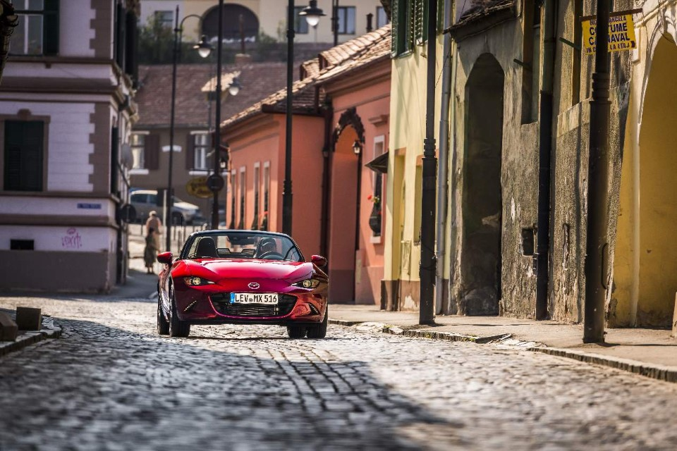 Mazda MX-5 30th Anniversary Specifications