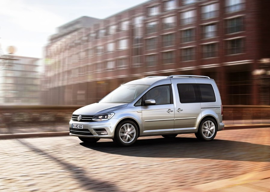 Volkswagen Caddy Maxi TGI Price & Availability