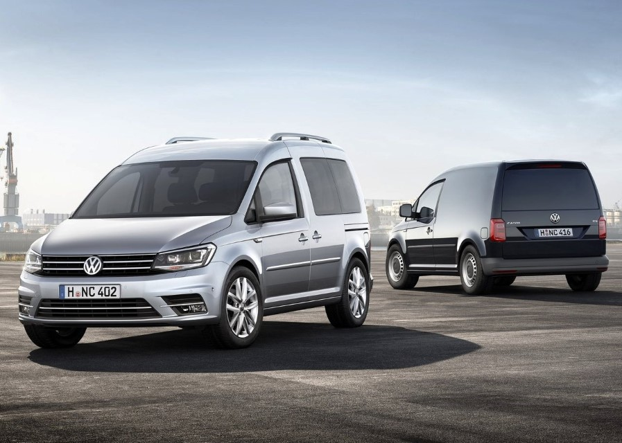 Volkswagen Caddy Maxi TGI Review