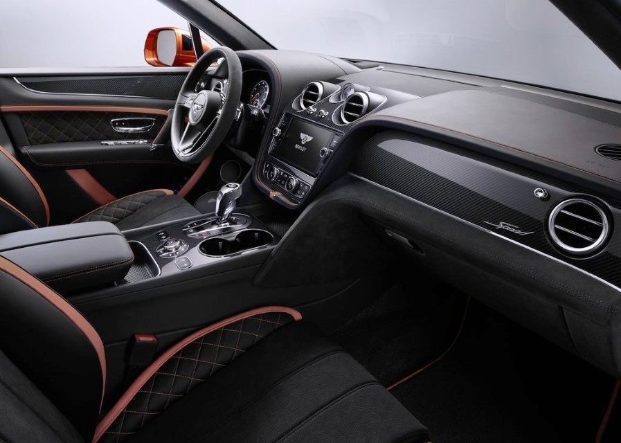 2020 Bentley Bentayga Speed Interior
