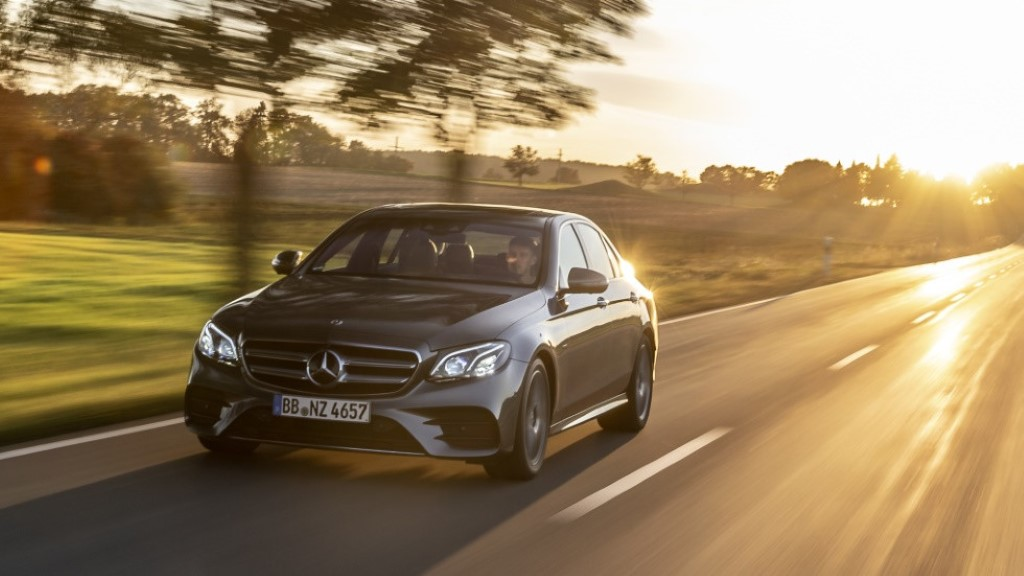 2020 Mercedes E300e Price & Availability