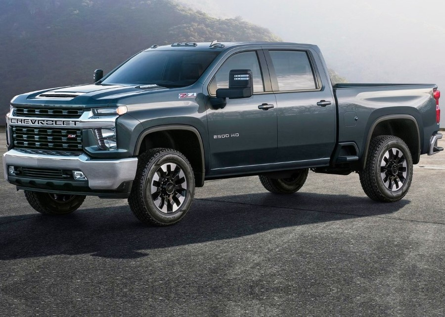 2020 Chevrolet Silverado 3500 HD Heavy Duty Review