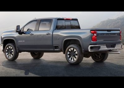 Read more about the article Best Truck in Australia for 2020: The New Silverado 2500/3500