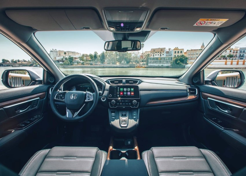 2020 Honda CR-V Hybrid Interior & Features