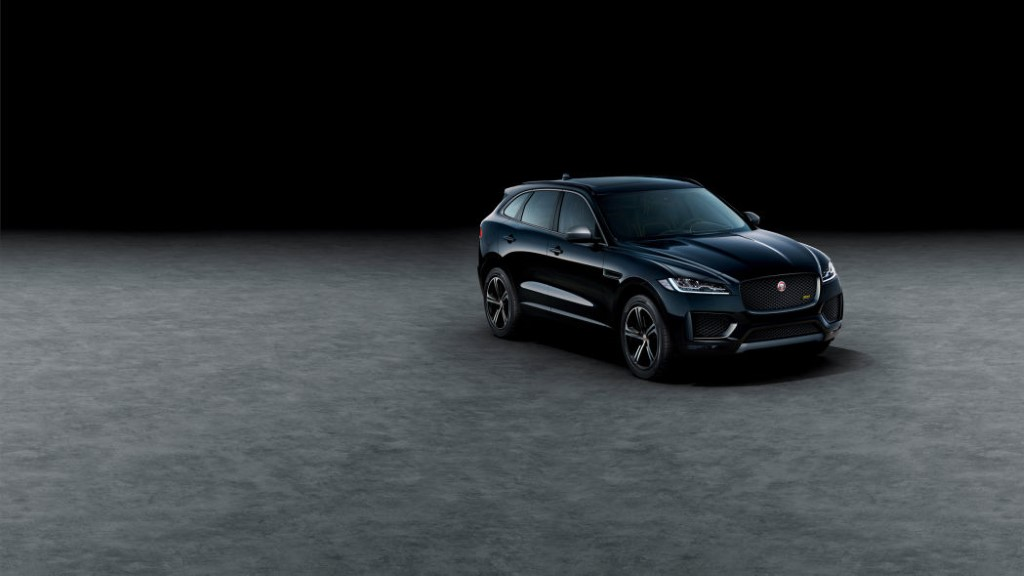 2020 Jaguar F-Pace 300 Sport Specs & Features