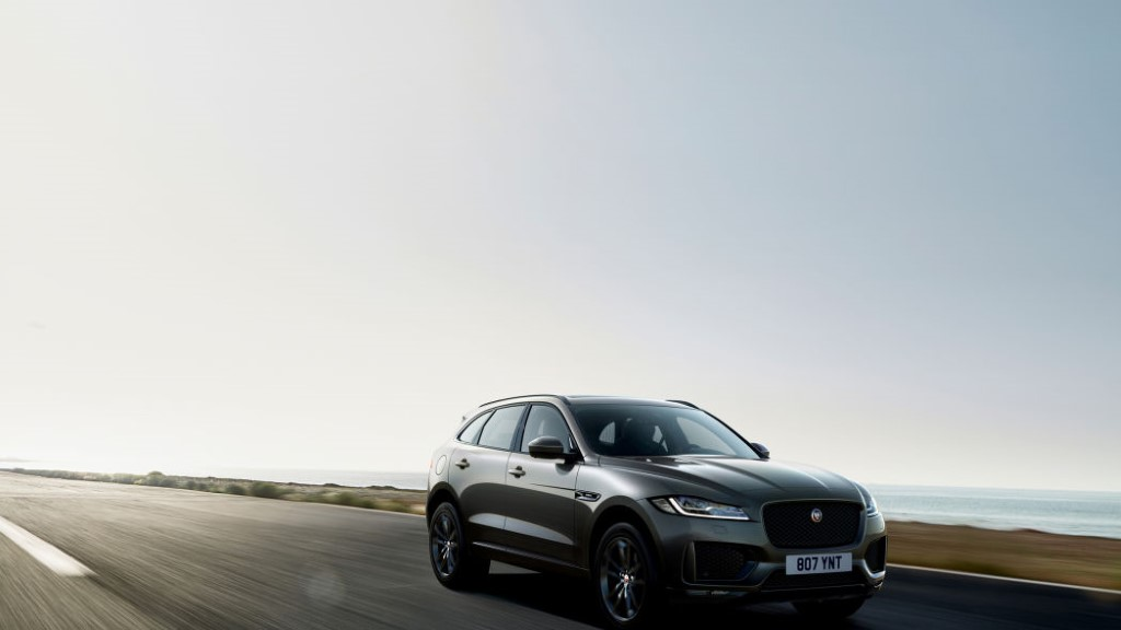 2020 Jaguar F-Pace Checkered Flag Engine Specs
