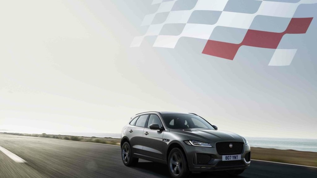 2020 Jaguar F-Pace Checkered Flag Price