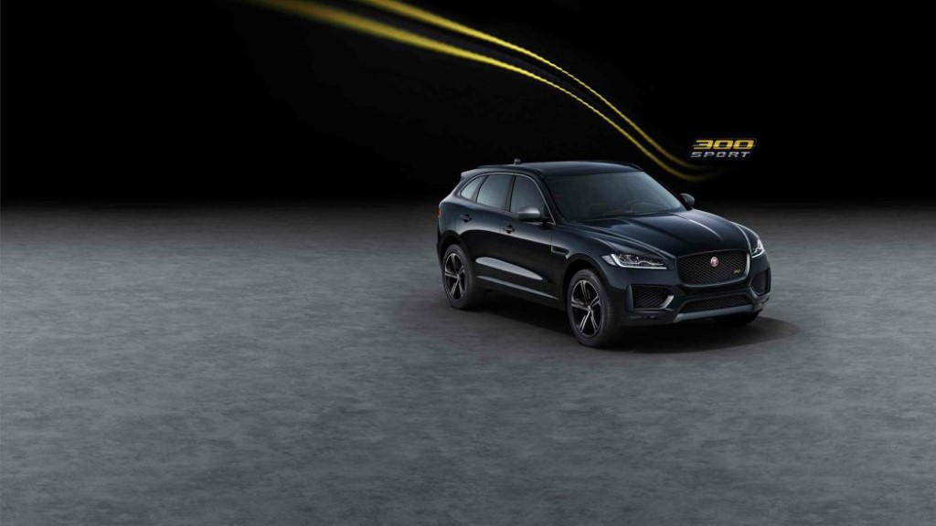 2020 Jaguar F-Pace Release Date & Price in the USA