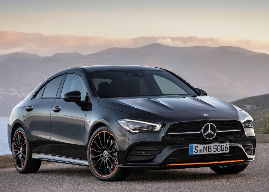 2020 Mercedes CLA Coupe Engine Detail & Gas Mileage