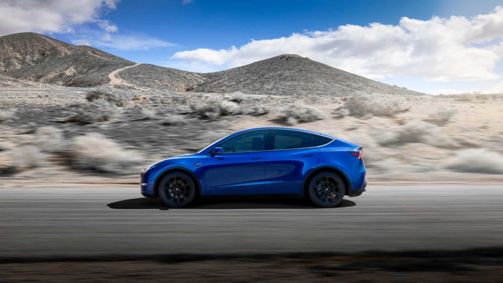 2020 Tesla Model Y Price in USA