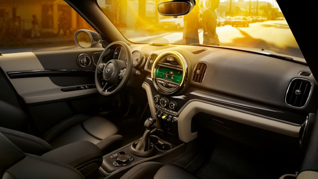 MINI Countryman Plug-in Hybrid Interior