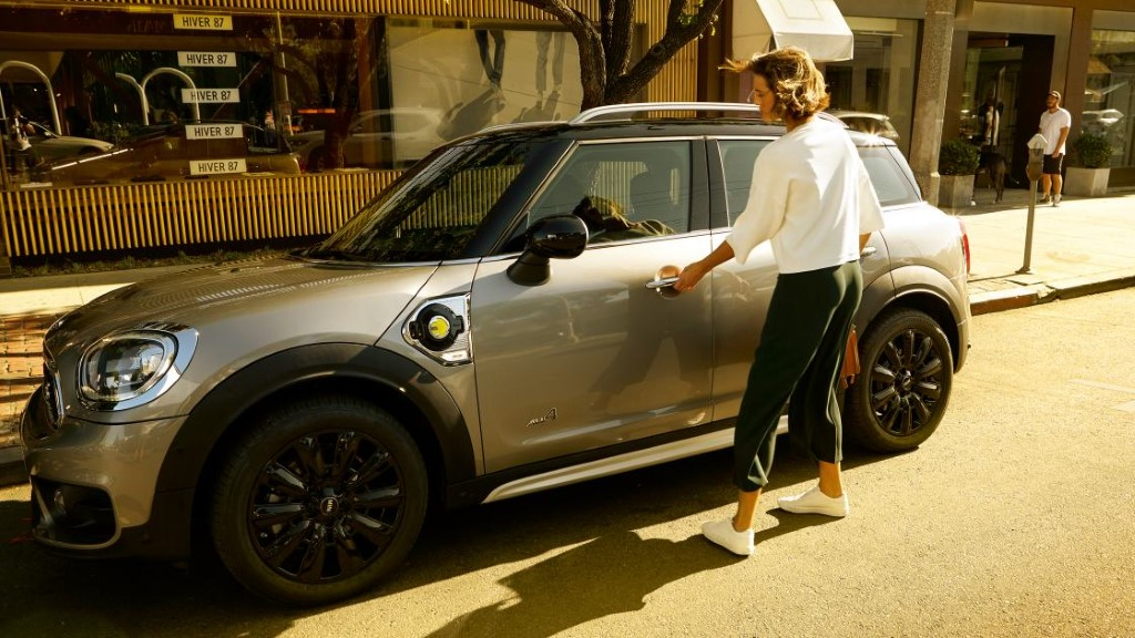 MINI Countryman Plug-in Hybrid Lease Deals