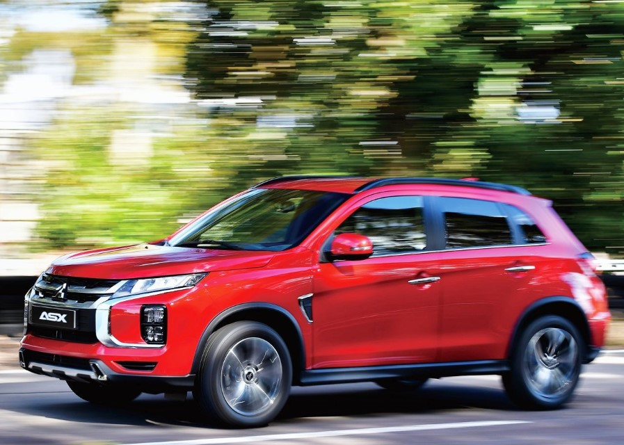 2020 Mitsubishi ASX Redesign & Changes