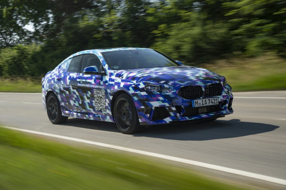 2020 BMW 2 Series Gran Coupe Fuel Economy