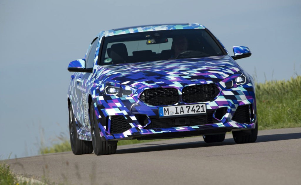 2020 BMW 2 Series Gran Coupe Release Date