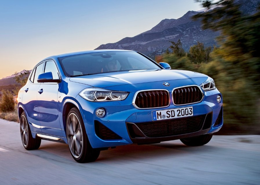 2020 BMW X2 20d Review