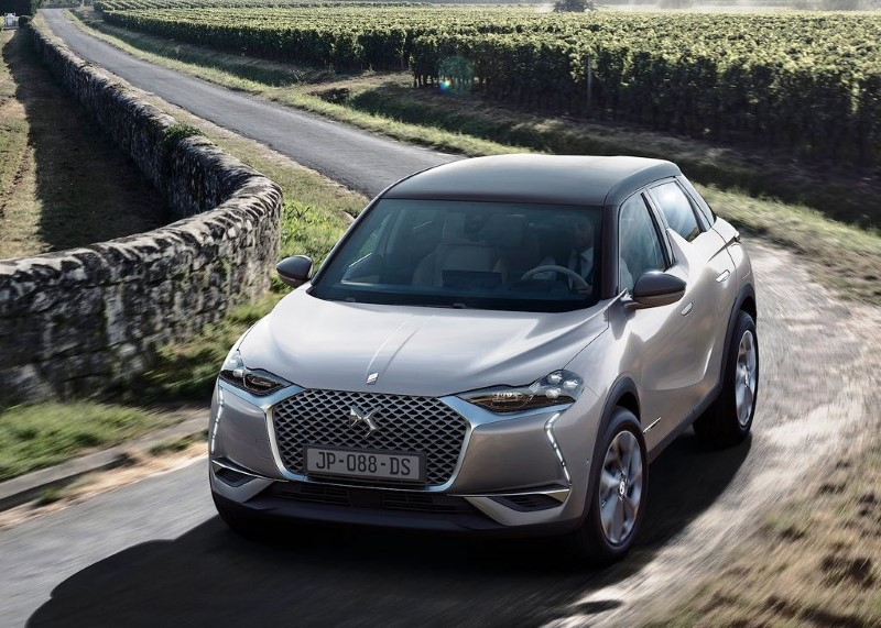2020 DS 3 Crossback E-Tense 4X4