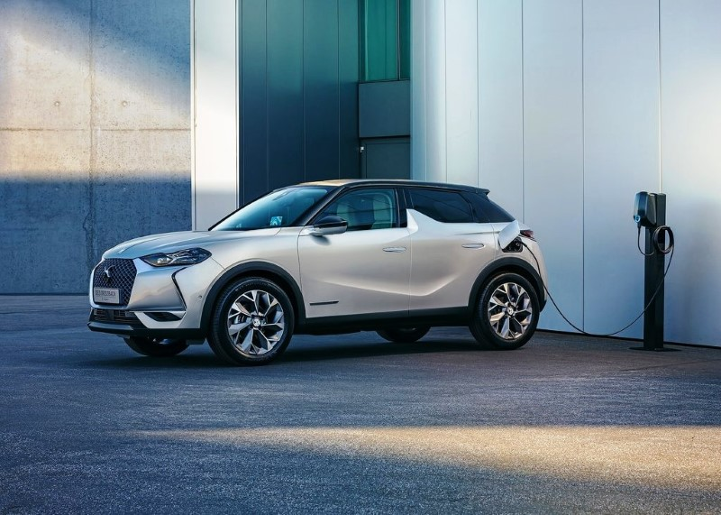 2020 DS 3 Crossback E-Tense Charging Time
