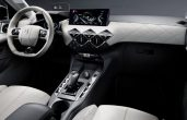 2020 DS 3 Crossback E-Tense Interior Dashboard