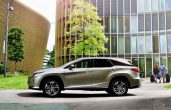 2020 lexus RX 450hL Hybrid Redesign and Changes