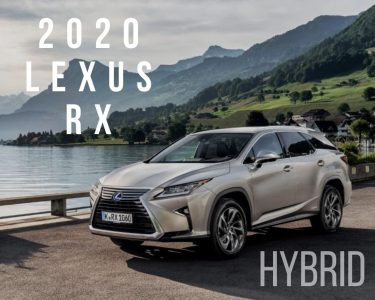 2020 Lexus RX 450h & RX L Review, What A Superb Hybrid SUV, a renewed pioneer